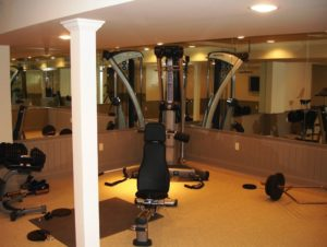 Exercise Room Remodeling Contractor Ocean County NJ