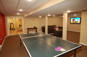 Game Room Remodel General Contractor Union County NJ