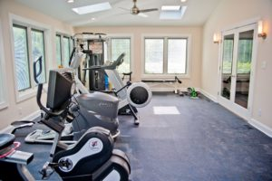 Home Gym Remodeling General Contractor Morris County NJ