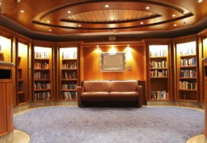 Home Library Remodeling Contractor Somerset County NJ