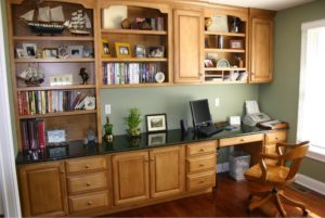 Home Office Remodeling General Contractor Middlesex County NJ