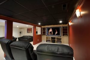 Home Theater Remodeling General Contractor Ocean County NJ
