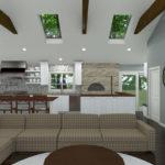 Open Floor Plan Concept CAD (1)-Design Build Planners