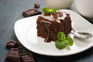 gluten - free mint brownie recipe - Organic Gurlz Gardens Indiana