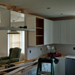DAY 32 Monmouth County NJ Kitchen Remodel - cabinet installation (3)