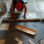 DAY 5 kitchen remodel - floor tile installation (8)