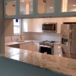 Day 36 - Monmouth County NJ Kitchen Remodel - lighting and final electrical hook up (8)