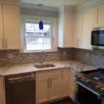 Day 42 - Monmouth County NJ Kitchen Remodel - electrical plate covers installed (4)