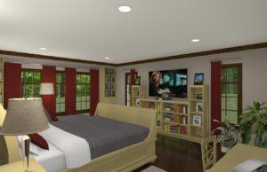 Master Suite Addition in Millstone NJ (2)-Design Build Planners