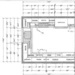 Proposed Monmouth County NJ kitchen floor plan