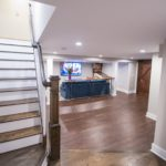 Basement Stairs Relocation in Warren, NJ (1)