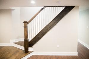 Basement Stairs Relocation in Warren, NJ (2)