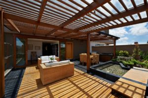 Creating the Ultimate Back Yard (1)