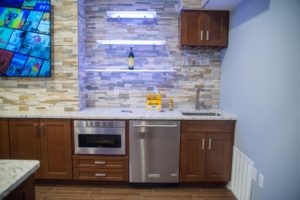 Home Wet Bar Remodel Contractor Union County NJ