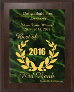 Design Build Planners named best of Red bank NJ 2016 (1)