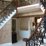Marble for a Grand Entry Foyer in Warren, New Jersey (2)-Design Build Planners