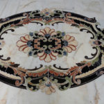 Marble for a Grand Entry Foyer in Warren, New Jersey (6)-Design Build Planners