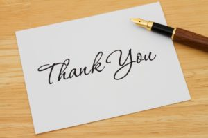 Thank you from Design Build Planners for the referral
