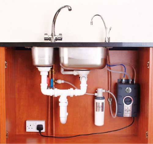 disposal installation diagram instant hot water dispensers design build planners  instant hot water dispensers design build planners