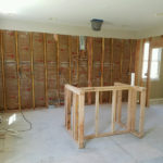 Monmouth County Kitchen and Bathroom Remodel In Progress 3-30-17 (1)