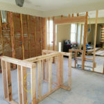 Monmouth County Kitchen and Bathroom Remodel In Progress 3-30-17 (2)