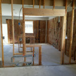 Monmouth County Kitchen and Bathroom Remodel In Progress 3-30-17 (4)