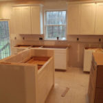 Monmouth County Kitchen and Bathroom Remodel In Progress 4-7-17 (1)