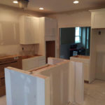 Monmouth County Kitchen and Bathroom Remodel In Progress 4-7-17 (2)
