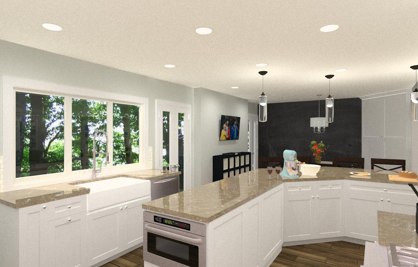 kitchen design bridgewater nj open kitchen in bridgewater nj design build planners 537