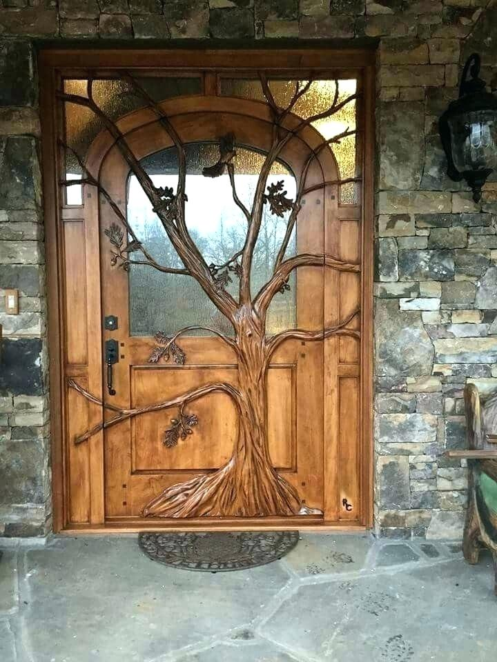 Unique And Interesting Entry Doors