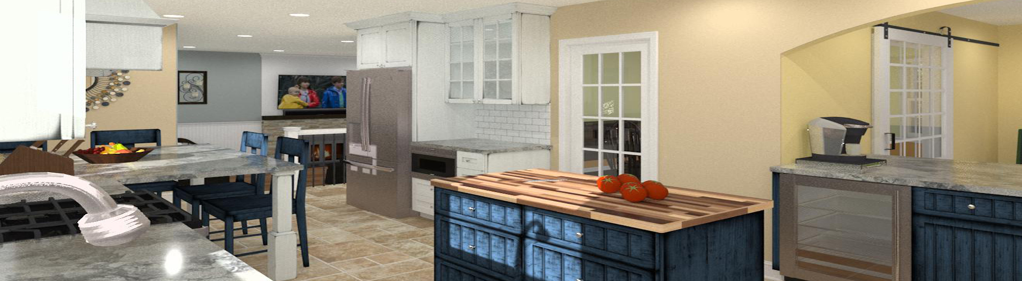 Kitchen CAD (2)-Design Build Planners